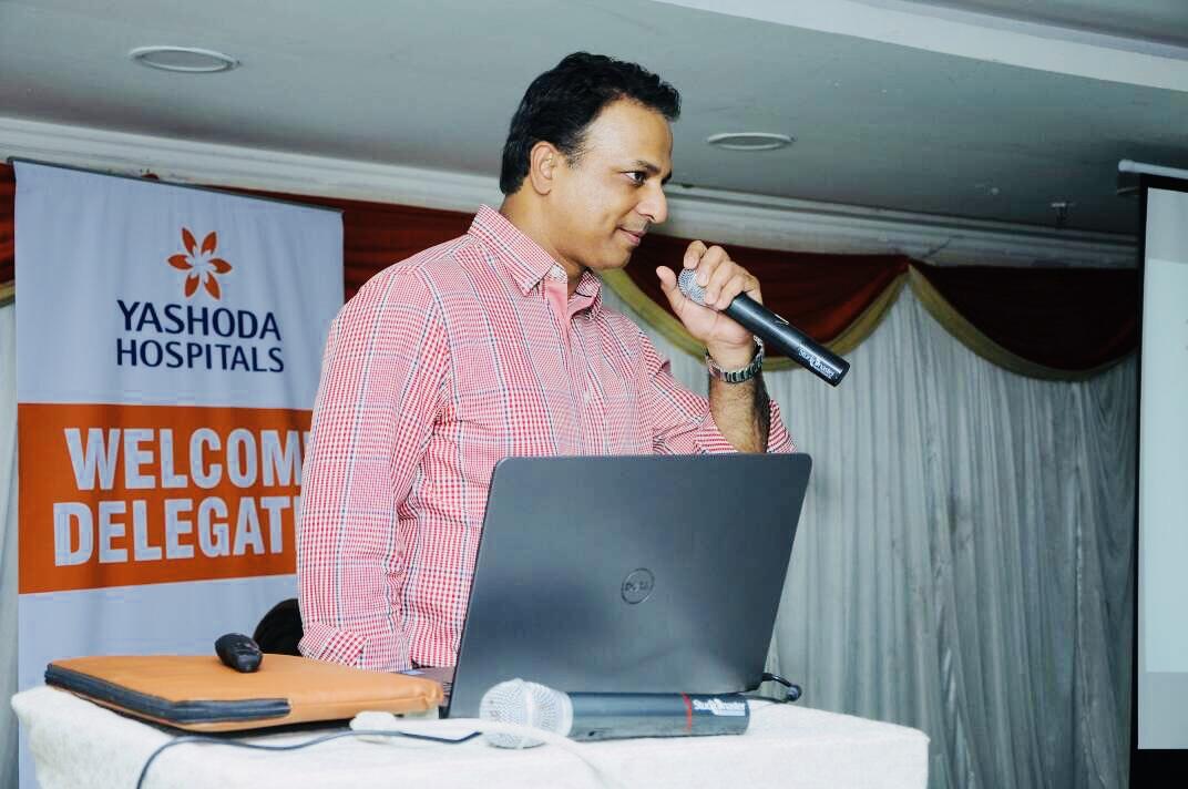 Kurnool CME Dr.Kiran Kumar Lingutla Somajiguda,Hyderabad
