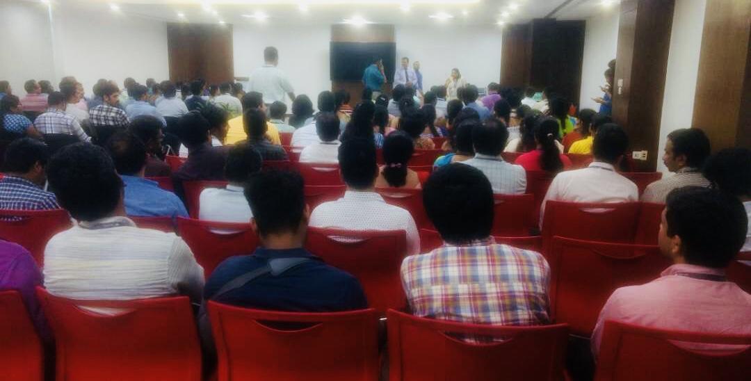 Capgemini Hyd- Spine talk Dr.Kiran Kumar Lingutla Somajiguda,Hyderabad